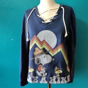 Peanuts sweater
